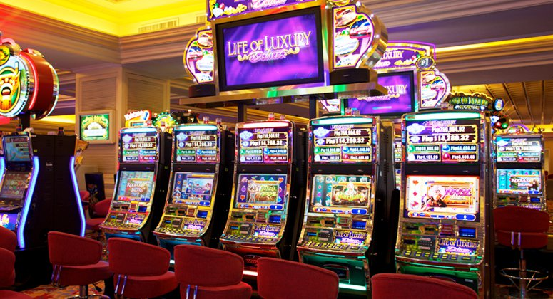 Playing Slot Machines Online For Real Money