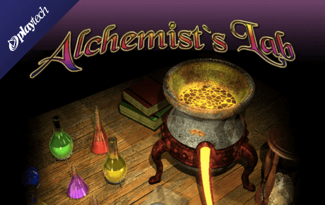 Alchemists Lab Vegas-Style Slot by Playtech Review